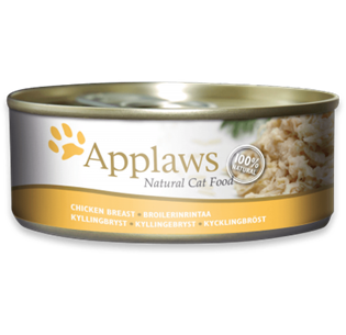 APPLAWS Cat Tin Chicken Breast 70G