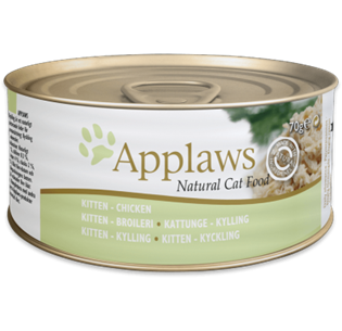 Applaws Cat Kitten Tin Chicken 70GR
