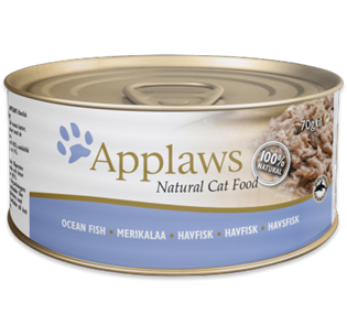 APPLAWS Cat Ocean Fish 70GR